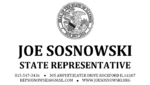Illinois State Representative Joe Sosnowski